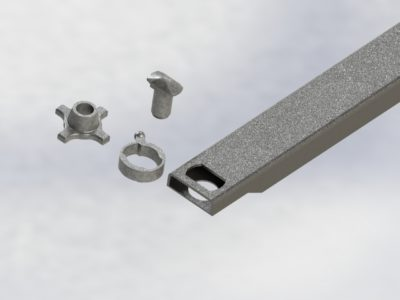 Twistlock / Containerverriegelung