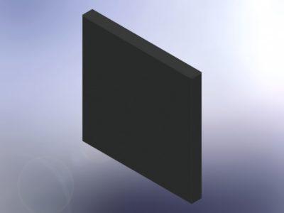 Unterlegplatten / Bodenplatten